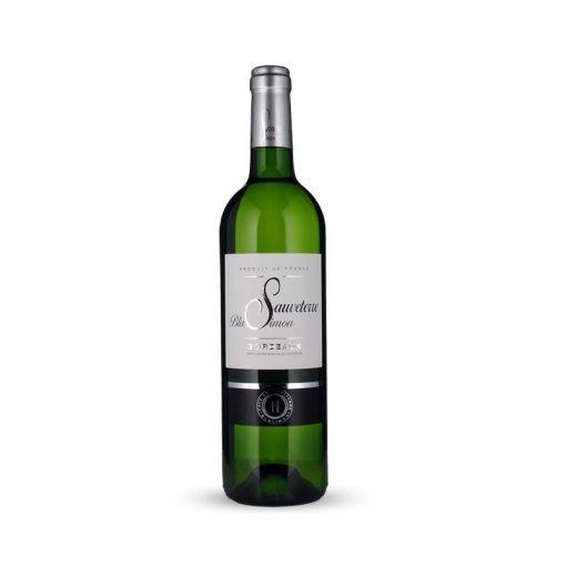 SAUVETERRE BLASIMON bordeaux blanc sec Sauvignon 2013
