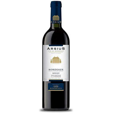 Arsius Bordeaux rouge | UgBordeaux