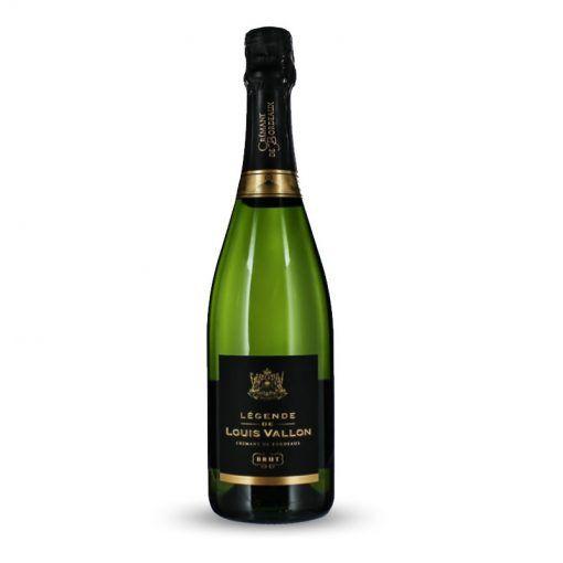Crémant Blanc Brut Louis Vallon La Légende